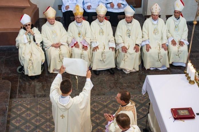 Lietuvos vyskupai