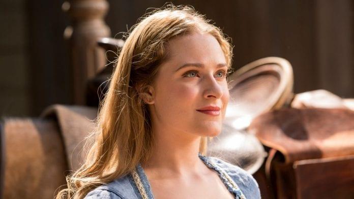 """Aktorė Evan Rachel Wood seriale """"Vakarų pasaulis"""" (Westworld) / HBO nuotr."""