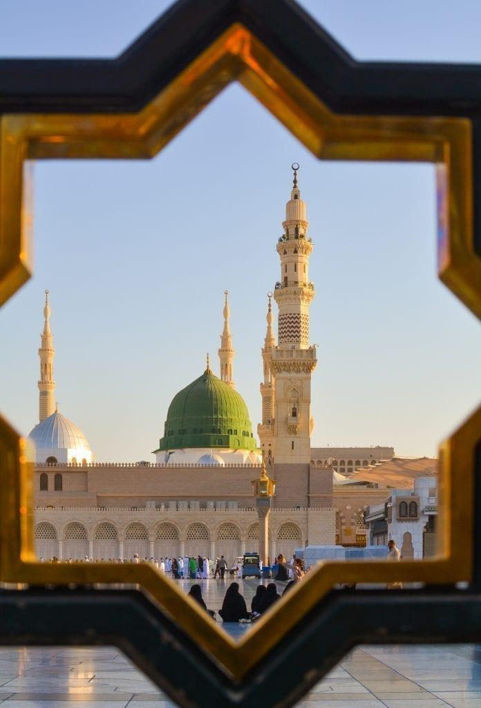 Musulmonų šventykla