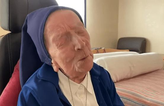 Seniausia Europietė, sesuo Andre, išgyveno užsikrėtusi COVD-19 ir švenčia 117-ąjį gimtadienį