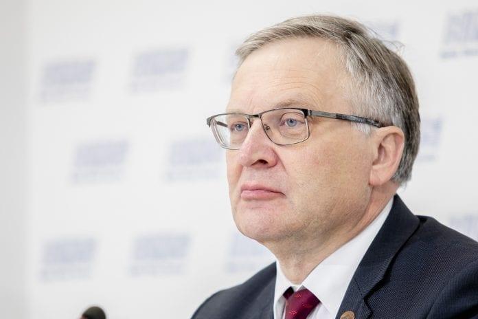Seimo narys Artūras Žukauskas kalba