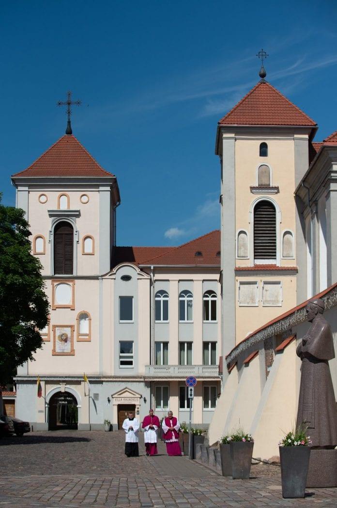 Kauno arkivyskupija kviečia