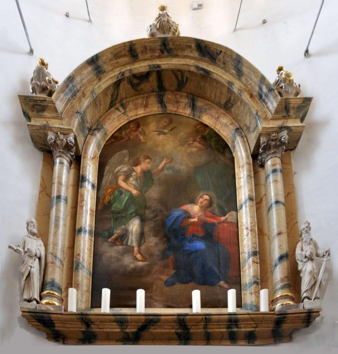 Kretingos Viešpaties apreiškimo Švč. Mergelei Marijai parapija / Jolantos OFS nuotr.