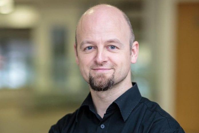 Teologas diakonas dr. Benas Ulevičius