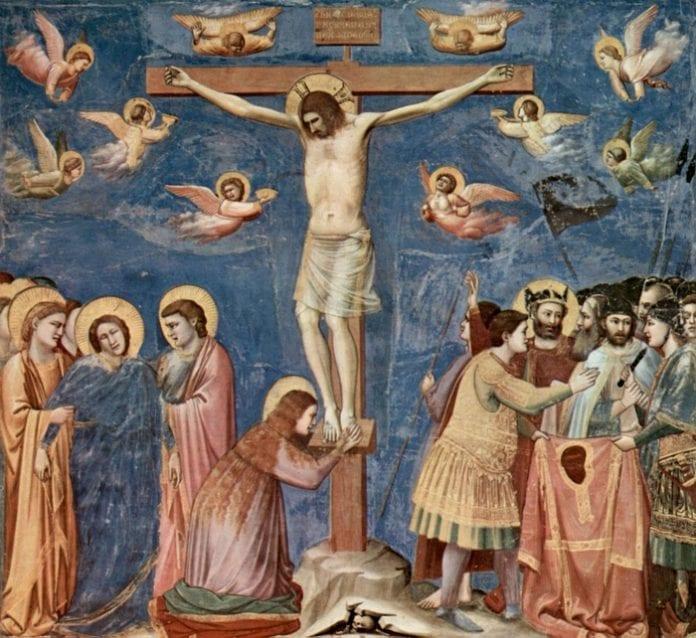 Jėzus ant kryžiaus