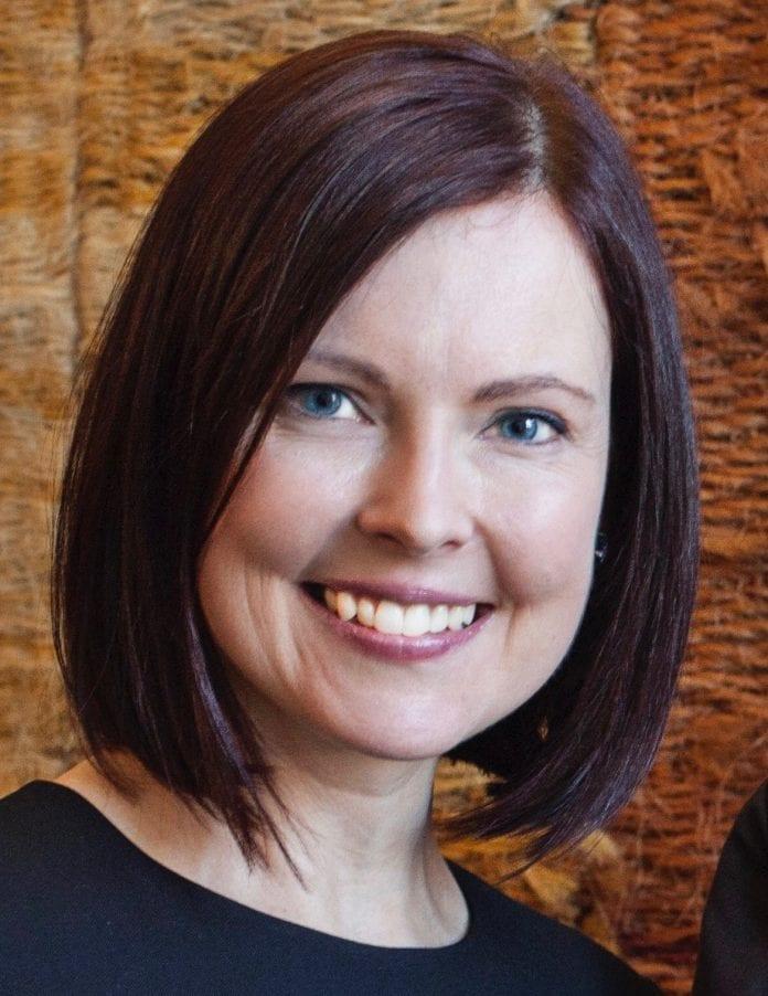 Dr. Justė Milušauskienė šypsosi