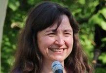 Rūta Šalaševičienė kalba