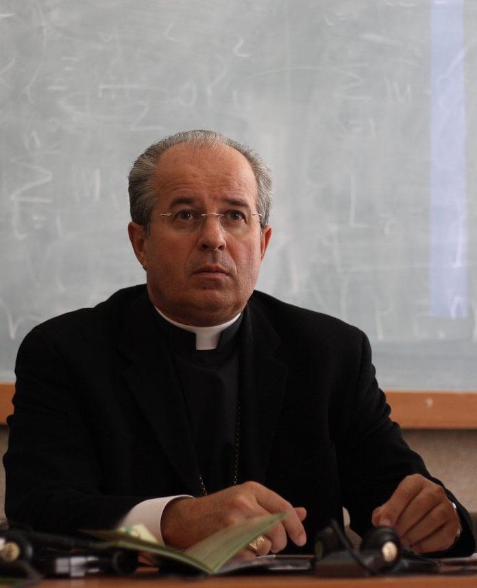 Šv. Sosto stebėtojas prie JT arkivyskupas Ivan Jurkovič