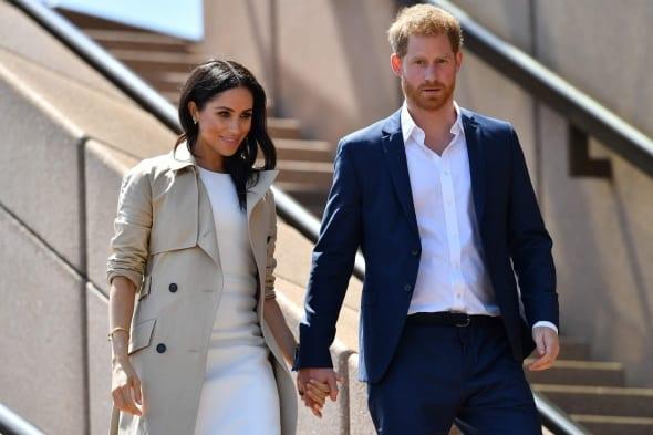 Meghan Markle teigė po prisijungimo prie britų karališkosios šeimos galvojusi apie savižudybę
