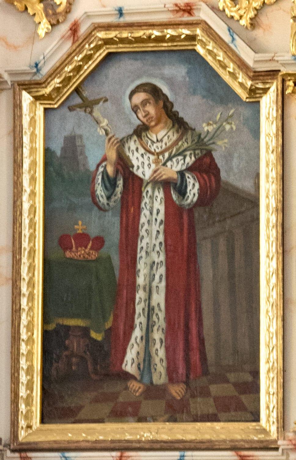 Šv. Kazimiero paveikslas Kretingoje