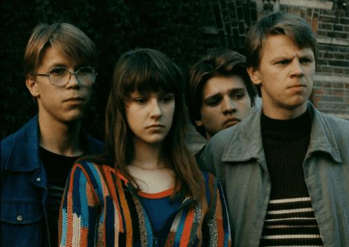 filmo Vaikai iš Amerikos viešbučio aktoriai