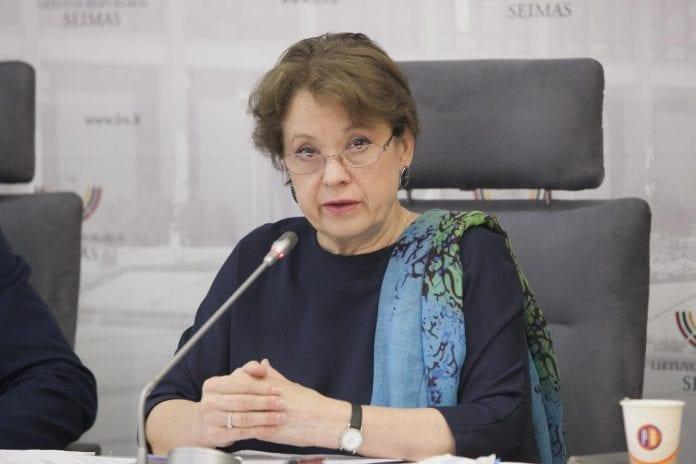 Vilija Aleknaite - Abramikienė