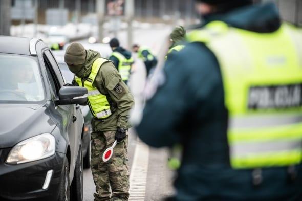 Vyriausybė pratęsė judėjimo ribojimus Vilniuje