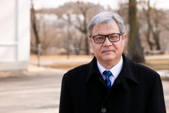 Lietuvos gyventojų genocido ir rezistencijos tyrimo centro direktoriaus Adas Jakubauskas