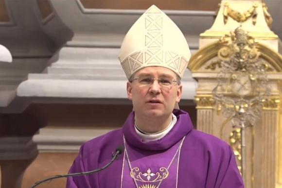 Kauno arkivyskupas Kęstutis Kėvalas