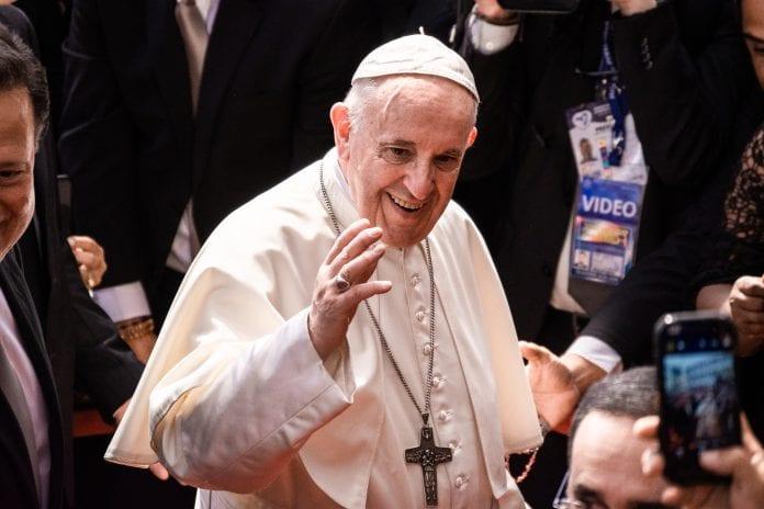 Popiežius Pranciškus Jaunimo dienose Panamoje