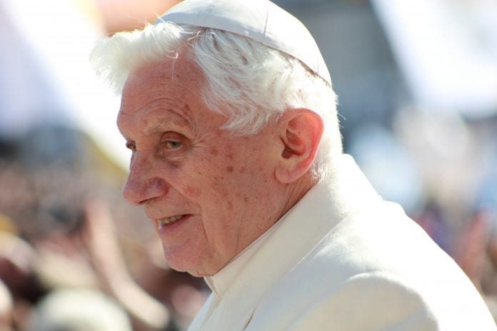 Josephas Ratzingeris