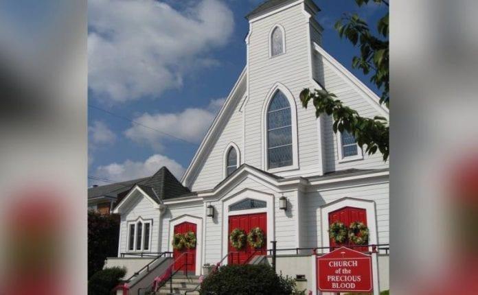 Bažnyčia Naujajame Džersyje, JAV