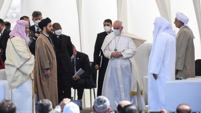 Popiežius Irake
