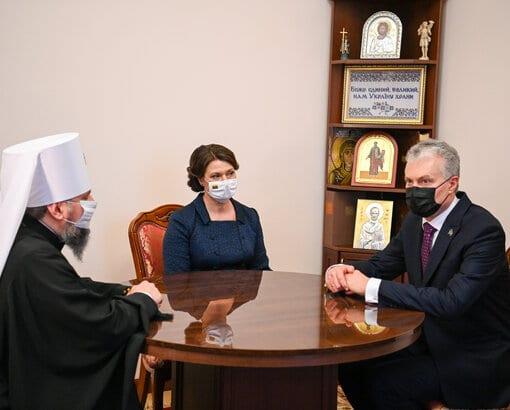 Prezidentas Gitanas Nausėda / Lietuvos Respublikos Prezidento kanceliarija