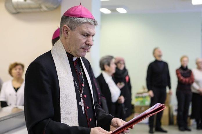 Kauno arkivyskupas emeritas Lionginas Virbalas / Kauno arkivyskupijos nuotr.