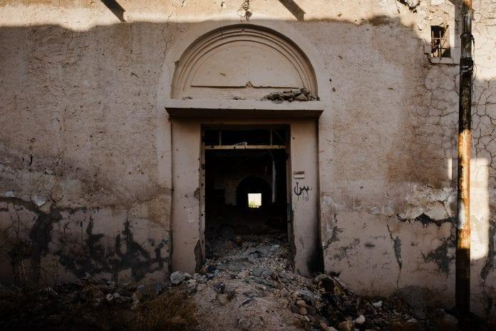 Karo paveiktas Irakas