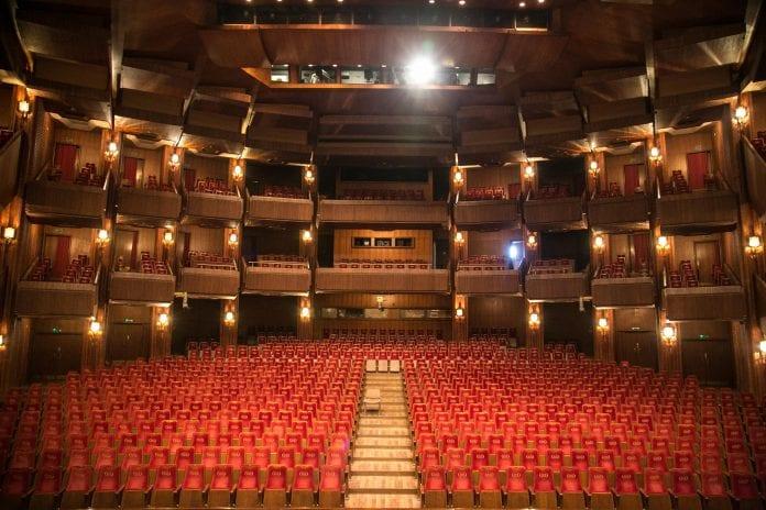 """Operos ir baleto teatre bus įteikti """"Auksiniai scenos kryžiai"""""""