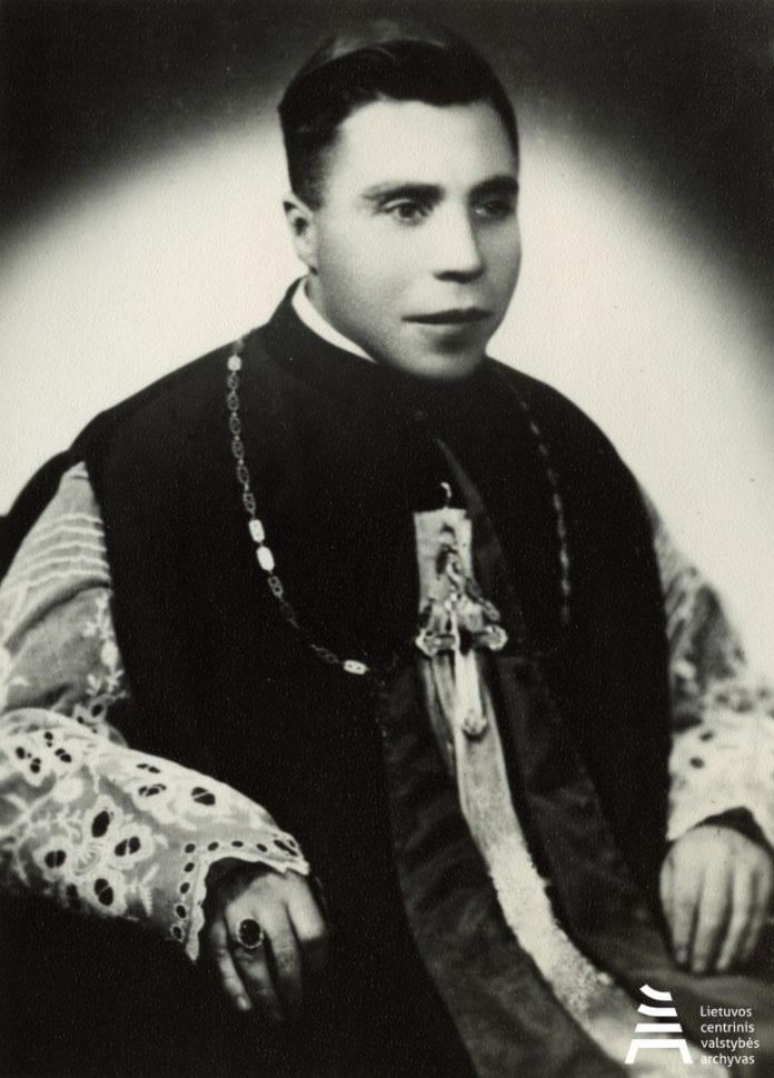 2021-ieji paskelbti kardinolo Vincento Sladkevičiaus metais