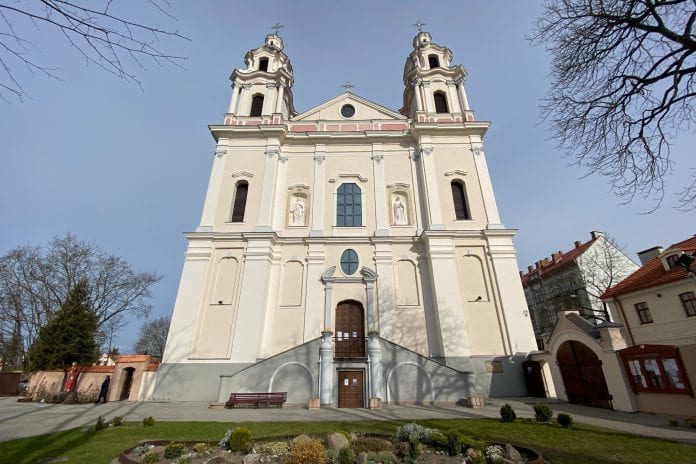 Šv. Rapolo bažnyčia Vilniuje