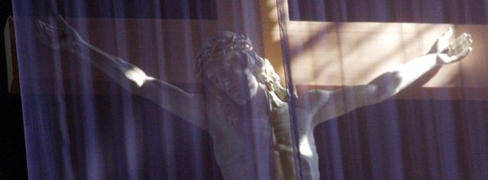 Kristaus kančia Kristus ant Kryžiaus