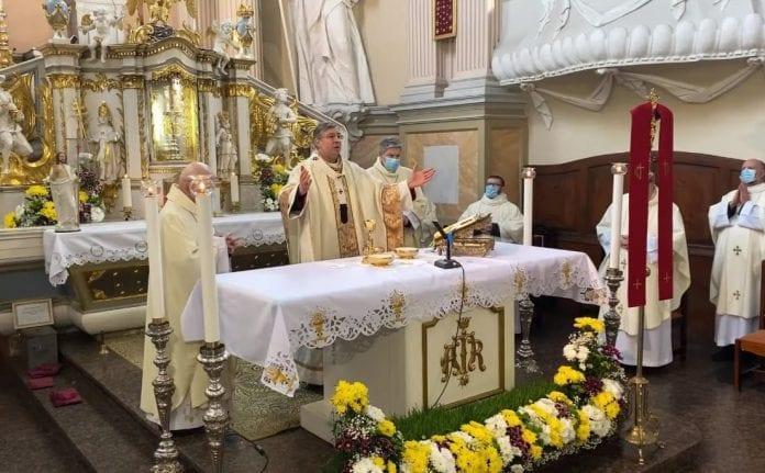 Marijos diena Šiluvos šventovėje