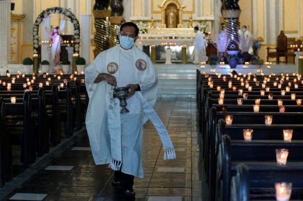 Šv. Velykos pasaulyje pandemijos fone