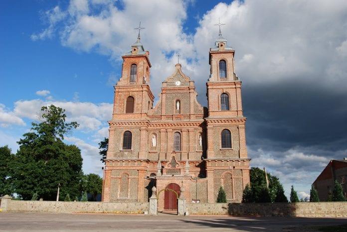 Turgelių Švč. Mergelės Marijos Ėmimo į dangų bažnyčia