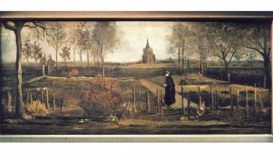 Vincento van Gogho