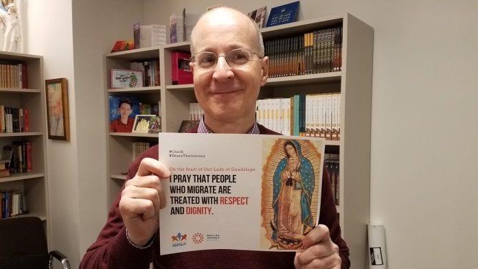 Kunigas jėzuitas James Martin iš JAV