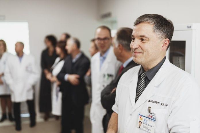 Prof. dr. Andrius Macas, Lietuvos sveikatos mokslų universiteto ligoninės Kauno klinikų Anesteziologijos klinikos vadovas