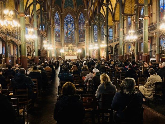 Šv. Eugenijaus ir Šv. Cecilijos bažnyčioje