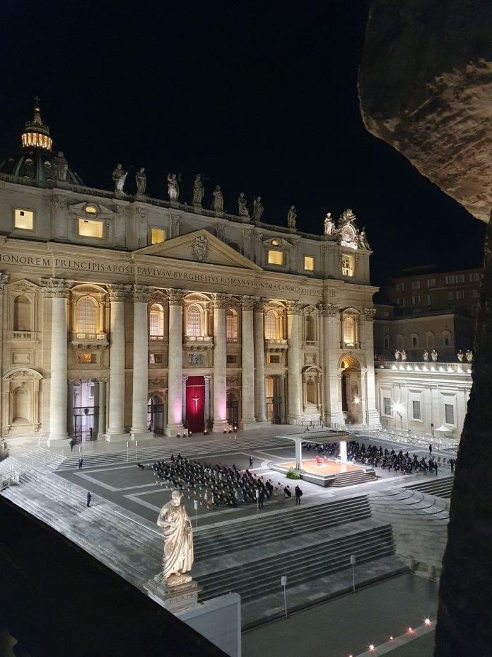 Didysis penktadienis Vatikane