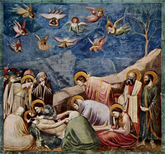 Giotto paveikslas