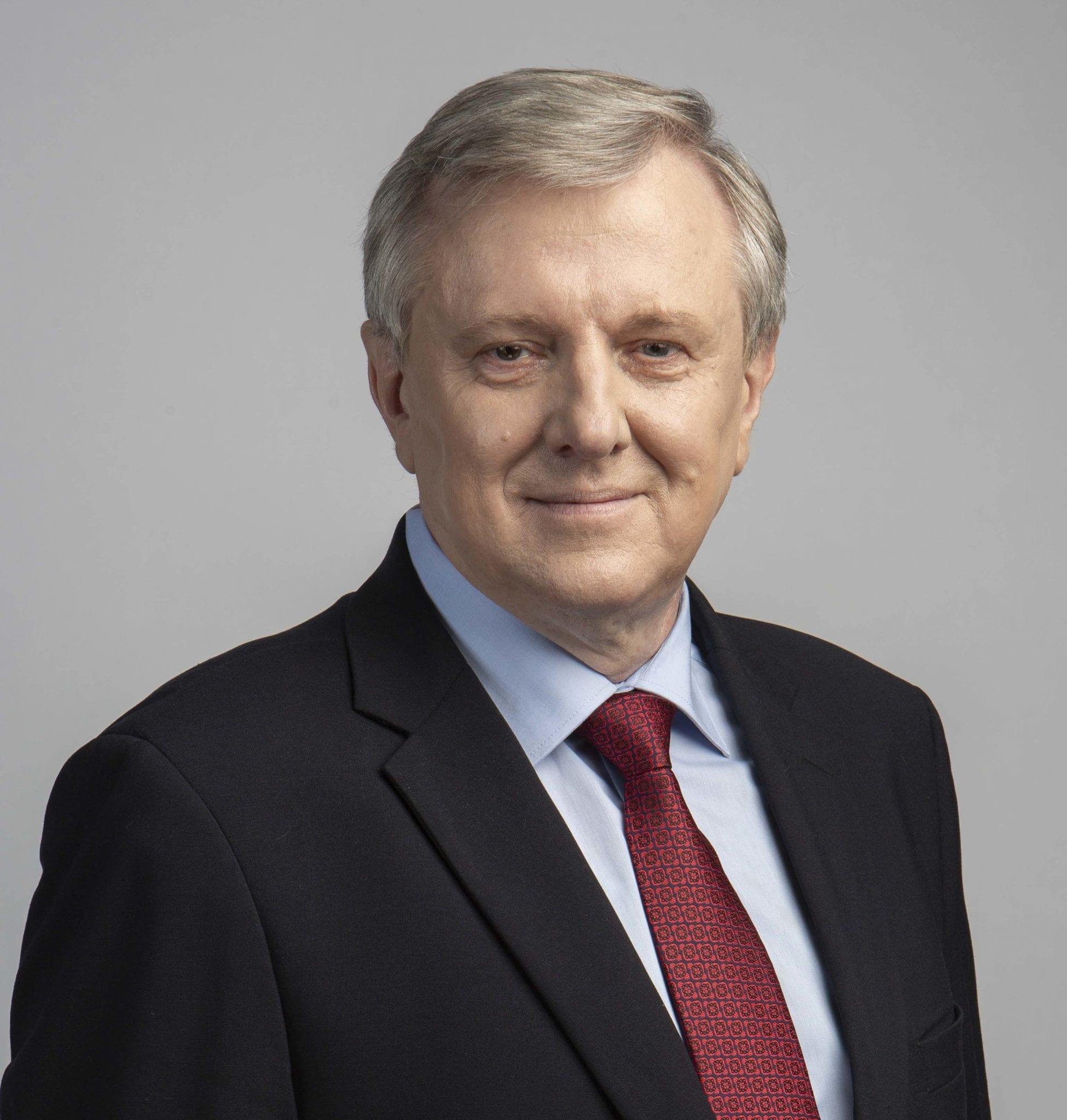 Krikščionių sąjungos pirmininkas Rimantas Jonas Dagys sako