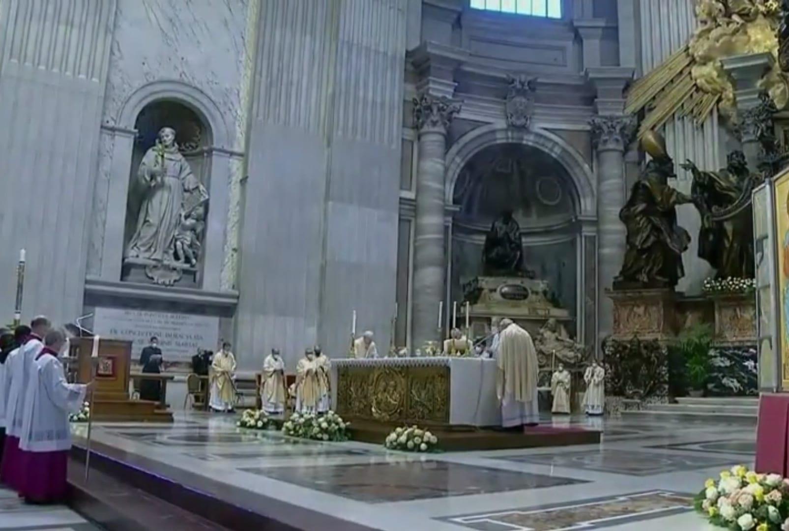 Šv. Velykos Vatikane