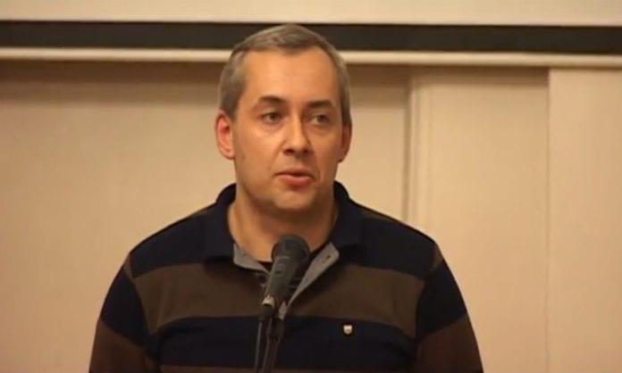Dr. Andrius Švarplys kalba