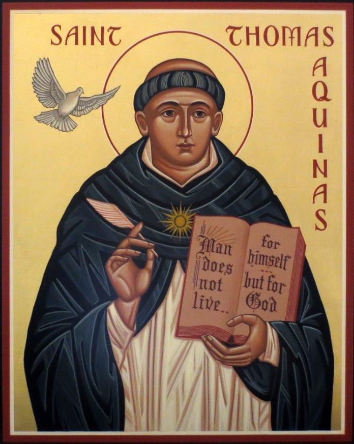 Šv. Tomas Akvinietis