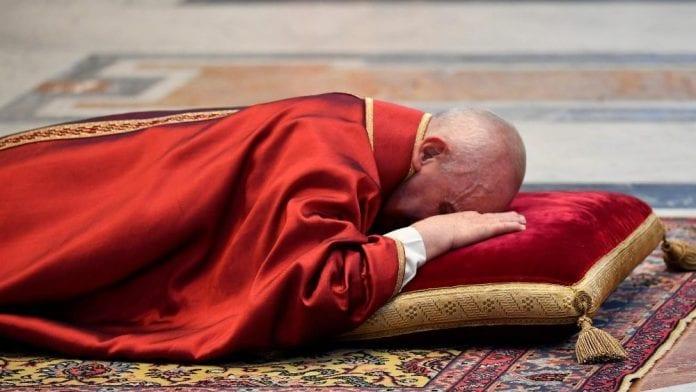 Kardinolas Raniero Cantalamessa OFM Cap.
