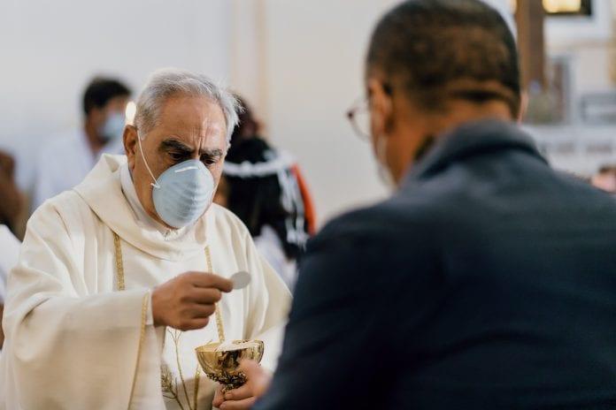 Bažnyčia pandemijos metu