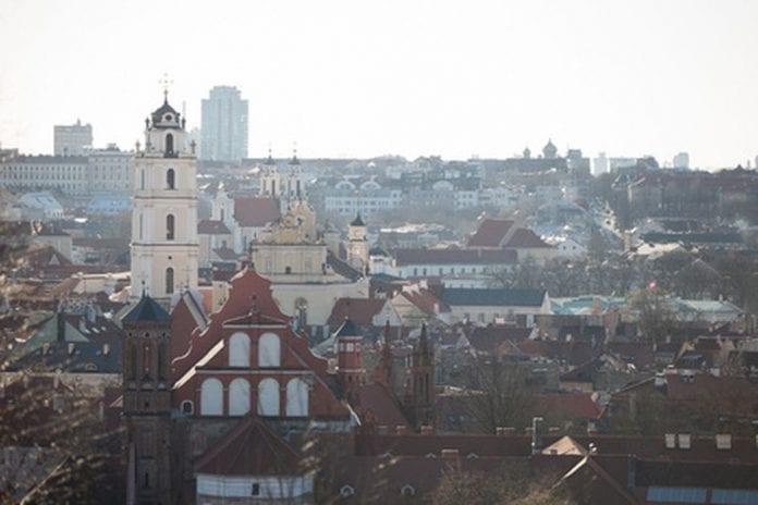 Vilnius, Vilniaus panorama