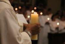 Velykų žvakė
