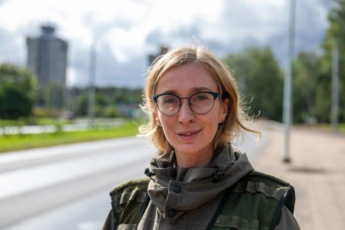 Dėl atleidimo iš Aplinkos apsaugos departamento vadovės pareigų Olga Vėbrienė žada kreiptis į teismą