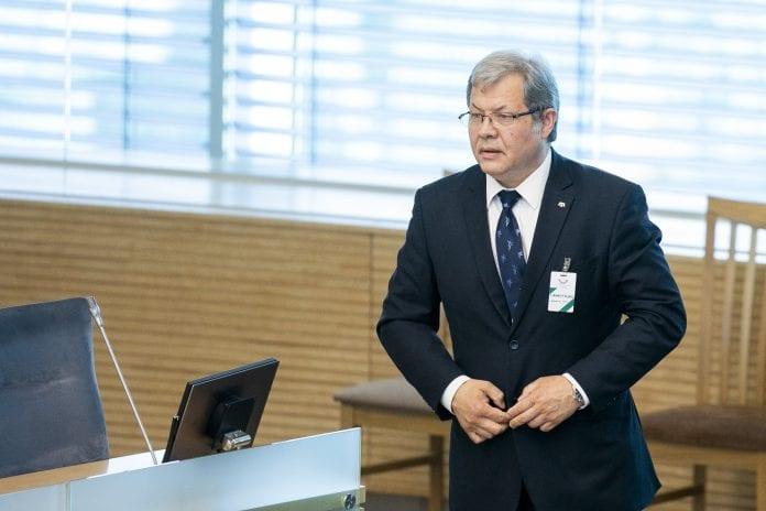 Šiandien iš pareigų atleistas LGGRTC direktorius Adas Jakubauskas