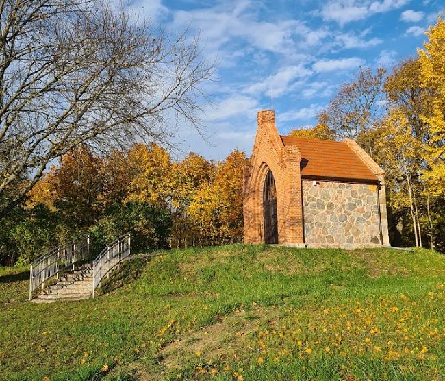 Klaipėdos rajonas jungiasi į tarptautinį pripažinimą pelniusį Šv. Jokūbo piligrimų kelią.